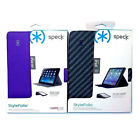 Speck StyleFolio Durable Leather Impact Protection Folio Case For iPad Air