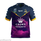 Melbourne Storm 2017 9's Jersey Sizes S - 3XL Available NRL ISC Auckland Nines