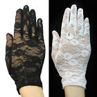 Graceful Women's Wedding Driving Evening Lace Gloves New Arrival  New Arrival