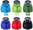 New 2017 winter children's clothing boys down jacket coat Baby down jacket