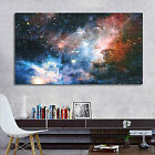 Beauty Universe Space Galaxy Planet Nebula Art Silk Cloth Poster Home Decor Gift