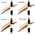 Beauty 3D Face 2 in1 Double-ended Contour Stick Contouring Highlighter Bronzer