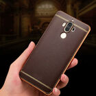 Luxury TPU PU Leather Shockproof Case For Huawei Mate 10 Lite / Pro Honor 6X P10