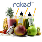 NAKED100 | 60ml | Candy | Original | Menthol | Tobacco  | All 15 Flavors!