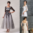 Long Bridesmaid Evening Prom Party Cocktail Gowns Wedding Dress❁Plus Size 20-26❁