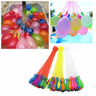 111pcs Magic Water Balloons Bombs Toys Kids Garden game Party Summer Refill