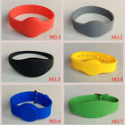 125Khz RFID silicone wristband EM4100 waterproof  bracelet for events activities