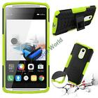 Hybrid Rubber ShockProof Protective Hard Case For Lenovo Series Phone Model