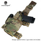 EMERSON Thigh Pistol Holster Tornado Universal Tactical Gun Holder 1000D 8 Color