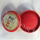 3 Color Office Calligraphy Stamp Seal Painting Red Ink Paste Round Chinese Yinni