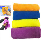 4* Cleaning Dusting Cloths Soft Absorbent Multi Purpose Home Office Kitchen Use