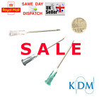 10 15 20 30 40 50 1.6mm 1.8mm 2.1mm THICK NEEDLES KDM KD-FINE STERILE INK REFILL