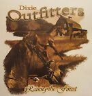DIXIE OUTFITTERS HORSES RAISING THE FINEST  #6849 LONG SLEEVES SHIRT