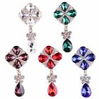 New Women's Crystal Rhinestone Pendant Brooch Pin Corsage Charm Party Jewelry