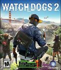 Watch Dogs 2 - (Xbox One, PlayStation 4, 2016) New Sealed!! SALE!!