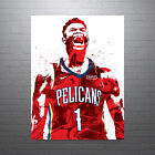 Zion Williamson New Orleans Pelicans Poster FREE US SHIPPING