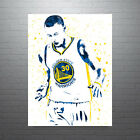 Stephen Curry Golden State Warriors White Jersey Poster FREE US SHIPPING on eBay
