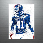 Dominique Rodgers-Cromartie New York Giants Poster FREE US SHIPPING $15.0 USD on eBay