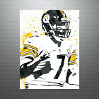 Ben Roethlisberger Pittsburgh Steelers FREE US SHIPPING $14.99 USD on eBay