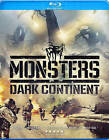 Monsters: Dark Continent (Blu-ray Disc, 2015)