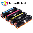 Generic CE320A-CE323A Toner Cartridges for HP Color LaserJet CM1415fnw Printer