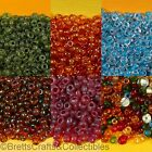 #10/0 - Clear Glass Seed Beads - 40 grams per Bag - Buy 3 bags get 2 FREE