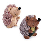 Dog Squeaky Hedgehog Plush Toy Squeaker Sound Pet Cat Puppy Chews Training Toys