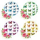 12pcs 3D Butterfly Wall Stickers Art Design Decal PVC Decoration Home Decor