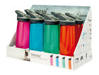 Flip Straw sports water bottle by Laken (Tritan)  - 750ml Assorted Colours