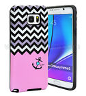 Luxury Armor Hard Bumper Soft Rubber Slim Case Cover For Samsung Galaxy NOTE 5