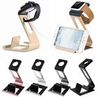 Aluminum Stand Charging Dock Station Holder Mounts For iWatch iPhone Watch