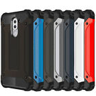 Fuse™ Tactical Hybrid Tough Rugged Rear Case Back Cover for Huawei Honor 6X