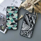 Geometric Triangle Shape IPhone Case Cover Hard Plastic For IPhone 5/6/7/6Plus