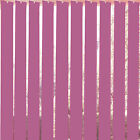 "Sugar Pink Vertical Blind Slats 89mm (3.5"") Free Weights, Chains & Hangers"