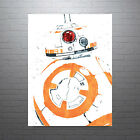 Star Wars BB8 Poster FREE US SHIPPING $46.8 CAD on eBay