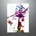 Suicide+Squad+Harley+Quinn+Margot+Poster+FREE+US+SHIPPING
