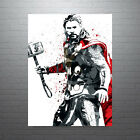 Thor+The+Avengers+Poster+FREE+US+SHIPPING