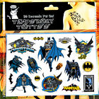 Spiderman Fans Flash Tattoo Sticker Temporary Body Art Toys Decoration Label