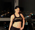 ADONIS.GEAR- THE PRESTIGE, SPORTS BRA, CROP TOP, WOMENS, TOP, GYM, BODYBUILDING