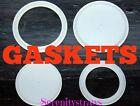 GASKETS & LID LINERS,  For Tin, Metal, Stainless Steel & Plastic Mason Jar Lids
