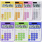 Casio MS-10VC 10color Stylish Pocket 10-Digit DeskTop Calculator TAX-Calculation