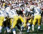 MA3231 Johnny Unitas SD Chargers Sweep Football 8X10 11x14 Photo $3.75 USD