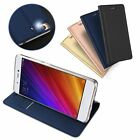 360° Full Protection Premium Leather Folio Case Cover Stand For Xiaomi Models