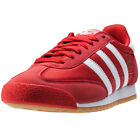 adidas Dragon Og Mens Trainers Red White New Shoes