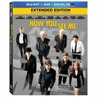 Now You See Me (Blu-ray/DVD, 2013, 2-Disc Set, Includes Digital Copy...