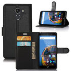 Flip Magnetic Card Wallet PU Leather Case Stand Cover For Wileyfox Swift 2 /Plus