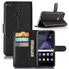 Flip Magnetic Card Wallet PU Leather Case Stand Cover For Huawei P9 Lite 2017