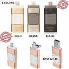 512GB i Flash Drive USB Memory Stick HD U Disk 3 in 1 For Android IOS iPhone PC