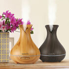 essential oil diffuser ultrasonic - Essential Oil Aroma Diffuser LED Ultrasonic Humidifier Aromatherapy Air Purifier