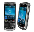 AT&T BlackBerry Torch 9800 Qwerty Keyboard Slide Phone Touch Screen 3G WIFI